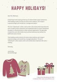 christmas letterhead templates word 15 christmas paper templates