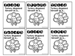 22 best literacy turkey trouble images on turkey