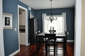 Curtains For Dark Blue Walls Curtain Ideas For Dining Room Metal Chandelier Candleholders White