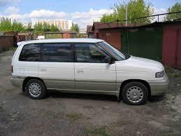 mpv car interior 1998 mazda mpv photos specs news radka car s blog