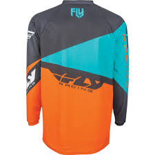 fly motocross jersey fly racing 2017 f 16 youth motocross jersey mx enduro junior shirt