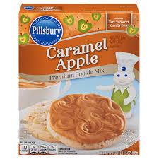 where to buy candy apple mix caramel apple cookies pillsbury seasonal products