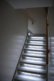 led strip lights for stairs gallery reactive lighting automated led stair lighting led strip
