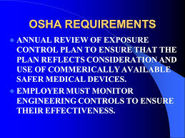 Osha Chair Requirements Central Piedmont Community College Osha Training For 1 St Year