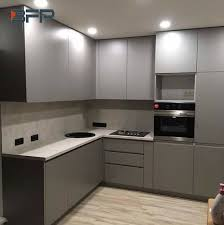grey painted kitchen cabinets china wholesale price l shap grey color living room