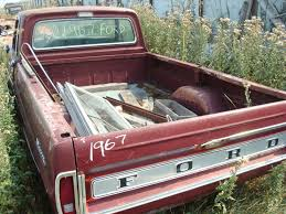Classic Ford Truck Beds - classic car parts montana treasure island