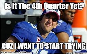 Manning Meme - eli manning meme football nation