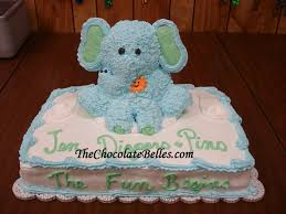 enchanted elephant baby shower sheet cakes for baby shower ideas