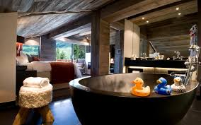 luxury ski chalet the lodge verbier switzerland switzerland