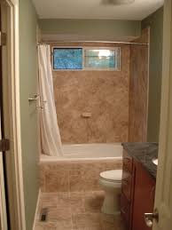 Small Bathroom Ideas With Shower Stall by Small Bathroom Ideas With Walk In Shower Vessel Shape Bathtub