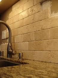 walnut travertine backsplash kitchen travertine backsplashes hgtv subway tile kitchen