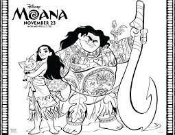 free disney moana movie coloring u2026 pinteres u2026