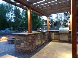 kitchen design and installation outdoor kitchen design and installation eugene landscape design