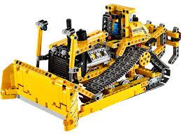 42028 bulldozer u2013 remote controlled muuss lego