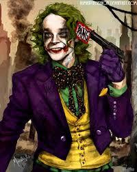 halloween the joker brad dourif as the joker by humanpincushion on deviantart