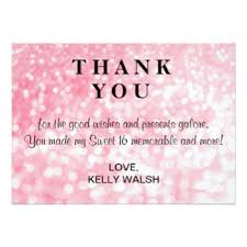 sweet 16 thank you gifts on zazzle