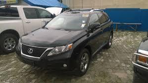 lexus rx 350 in nigeria 2010 lexus rx350 3 5l awd u2013 spot dem