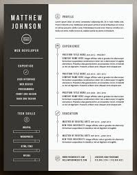 Visual Resume Examples What Would Be The Ideal Resume Of A Cse Or It Engineering Student