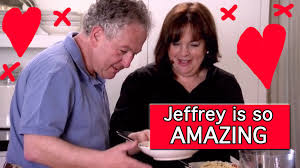 ina garten and jeffrey this is what happens in every single episode of barefoot contessa