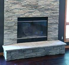 How To Reface A Fireplace by How Much Does It Cost To Reface A Fireplace Click For Large Photo