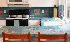 tile countertops make a comeback u2013 know your options