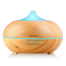 tepoinn aroma diffuser 300ml essential oil diffuser electric