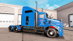buy kenworth t800 skin for kenworth t800 truck for american truck simulator