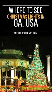 best christmas lights in georgia take a look at our list of the best christmas light displays in