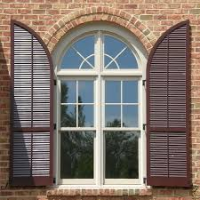 stylish window shutters for window treatment ideas interior