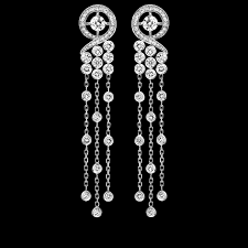 piaget earrings g38m2300 57832 piaget beautiful earrings diamond