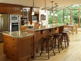 astonishing kitchen island designs with seating and sink design