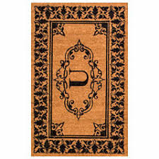 Monogrammed Rugs Outdoor by 3x5 Doormats Outdoor Rugs U0026 Doormats For The Home Jcpenney