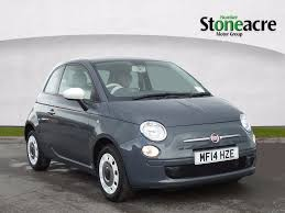 used fiat 500 and second hand fiat 500 in staffordshire