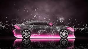 pink lexus lexus lf cc water car 2013 el tony