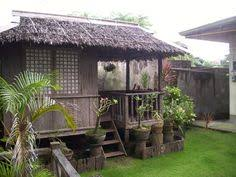 Native House Design Bahay Kubo Is An Indigenous House Used In The Philippines The
