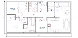 single level house plans house plan new cottage 1 floor plan 24 x48 single level log home