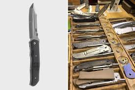 Disposal Of Kitchen Knives Leading Edge 18 Best Edc Knife Designers Hiconsumption