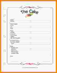 7 free printable wedding planner book letter template word
