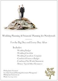 wedding planning guide wedding planning financial planning guide just released
