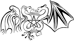 and evil wings tattoos