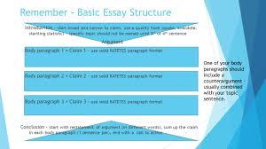 sample argument essay argumentative essay paragraph structure