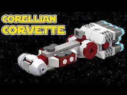 wars corellian corvette lego wars cr90 corellian corvette micro