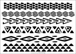 tribal design 500 free vectors to