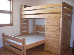 Bunk Beds With Dresser Low Height Bunk Beds Gray Metal Bunk Bed With Bed Sheet