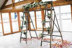 wedding arch ladder ladder wedding arch image 412042 polka dot