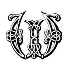 celtic letter r letter r pinterest calligraphy celtic knots