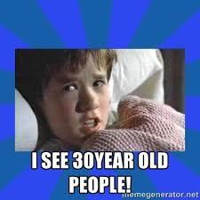 Happy Birthday 30 Meme - 20 funny turning 30 memes sayingimages com