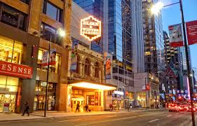 elgin theatre show one productions