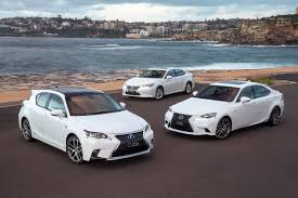 lexus gs is es lexus freshens up is es and ct for spring forcegt com