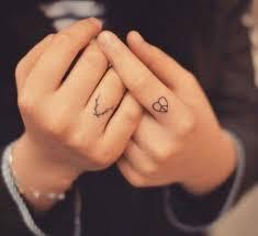 finger tattoo peace peace heart finger tattoo tattoo pinterest heart finger